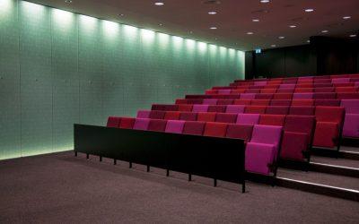 UT lecture collegezaal